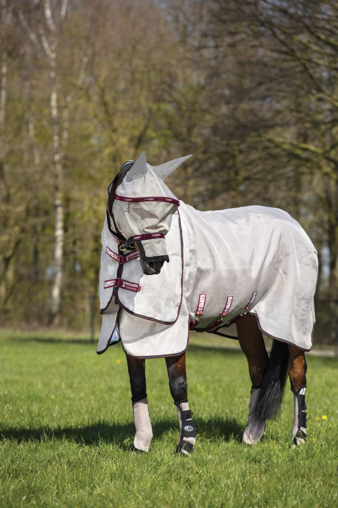 horseware fly turnout